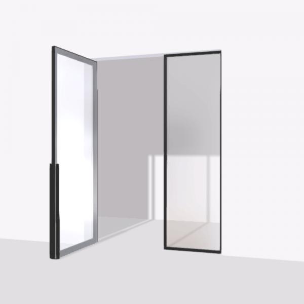 porta pivot 4245 drzwi pojedyncze ze stala scianka dzialowa 2