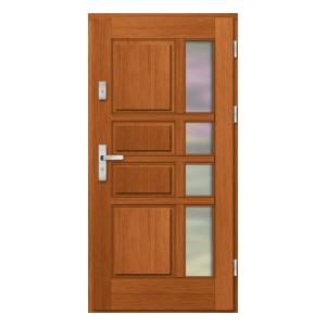 drzwi zewnetrzne ramiakowe wiatrak NR 1