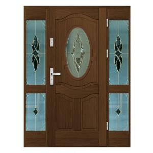 drzwi zewnetrzne wiatrak drzwi niestandardowe NS 10
