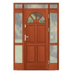 drzwi zewnetrzne wiatrak drzwi niestandardowe NS 2