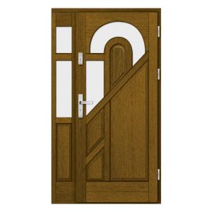 drzwi zewnetrzne wiatrak-drzwi niestandardowe NS 3