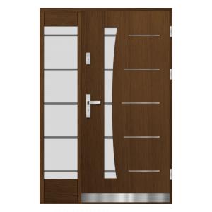 drzwi zewnetrzne wiatrak drzwi niestandardowe NS 34