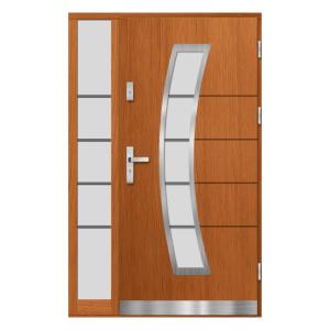 drzwi zewnetrzne wiatrak drzwi niestandardowe NS 37