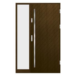 drzwi zewnetrzne wiatrak drzwi niestandardowe NS 41